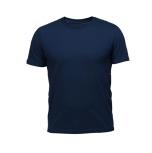 Blå t-shirt - utvald