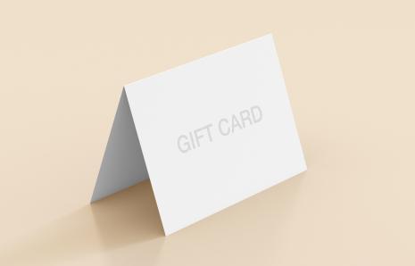 Presentkort - välj belopp själv